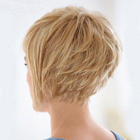 Concave Kurzhaarschnitte Bob Frisur Haarschnitt