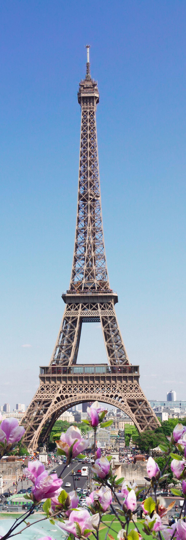 Eiffel Tower Paris France La Plus Belle Ville Du Monde