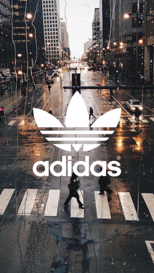 Adidas Screensaver New York Rainy City Photography Scenery