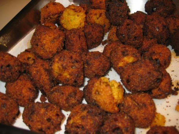 Creole Hush Puppies Recipe Food Com Recipe Hush Puppies