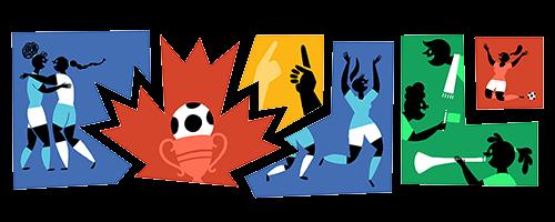 Faux Rust Video Google Doodles Fifa Women S World Cup Google Logo