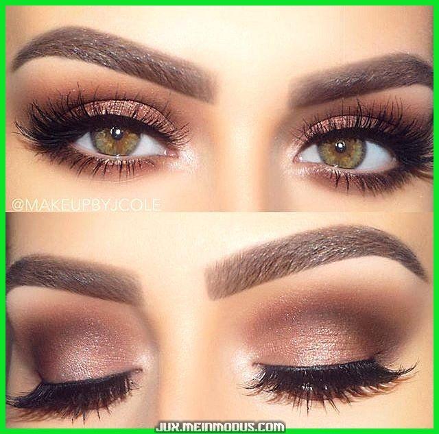 Maquillaje fantástico a favor de los ojos marrones suaves # ojos # marrones # suaves