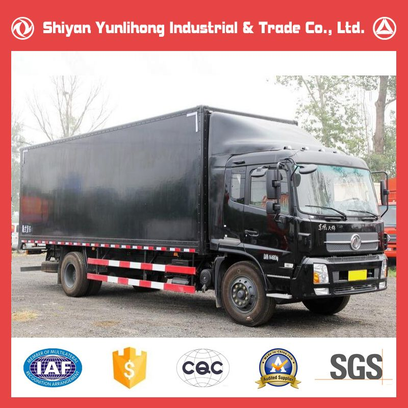 Time To Source Smarter Body Box Lorry Trucks