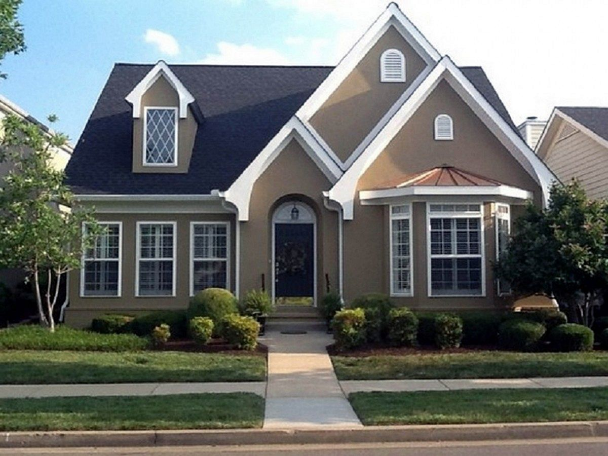 top 20 exterior house paint color schemes for home looks on exterior home paint ideas pictures id=82712