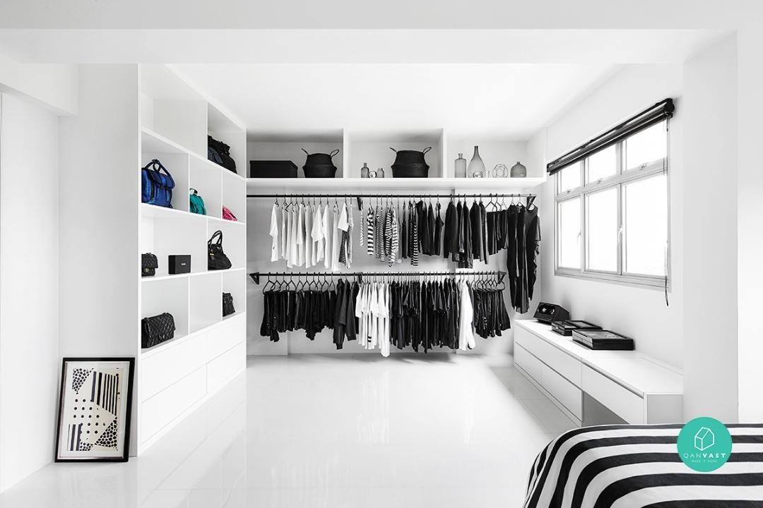 8 Home Interiors We Can\'t Stop Drooling Over!   Wardrobes ...