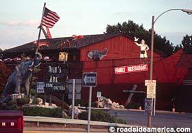 Noah S Ark Restaurant In The City Of St Charles Missouri