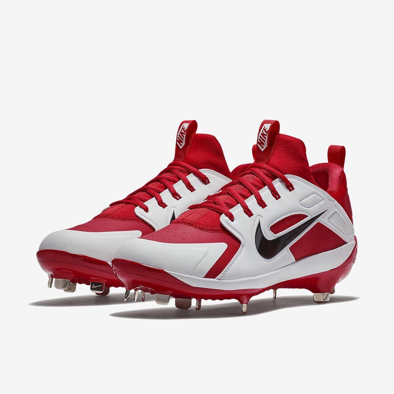 fbe7cf0537208e Nike Alpha Huarache Elite Low Men s Baseball Cleat - 10.5  baseballcleats