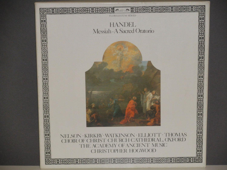 handel messiah - a sacred oratorio