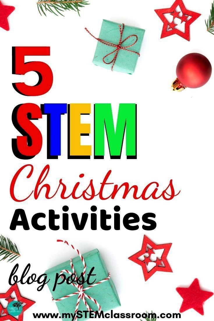 get excited at Christmas time and the classroom is no different, so lets keep their hands and brai