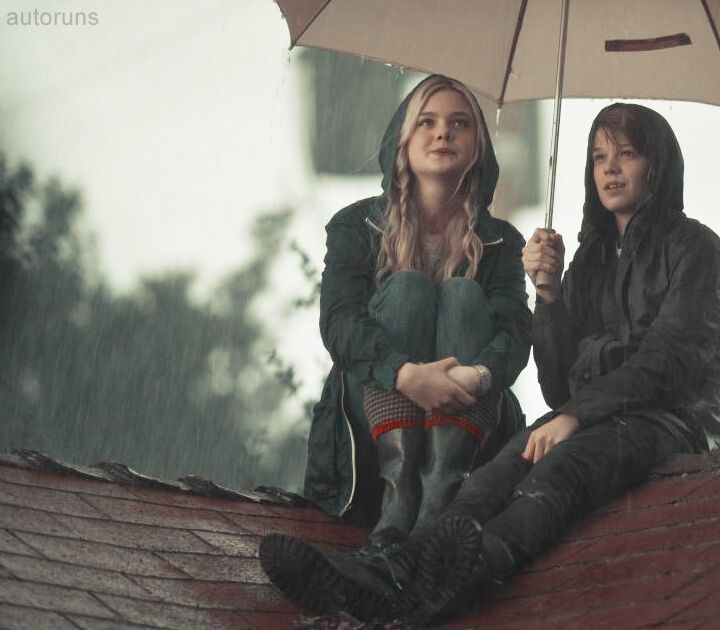 I Brought You An Umbrella Sebastian Smiled And Plopped Down Next