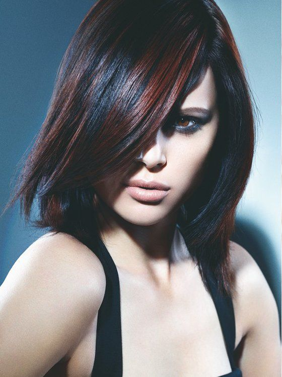 Hair Color Trends 2014 Yahoo Search Results Hair Styles 2014 Mahogany Hair Winter Hairstyles