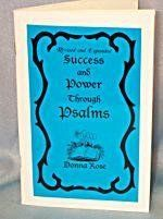 Success & Power Through Psalms | Let's Hear It For The