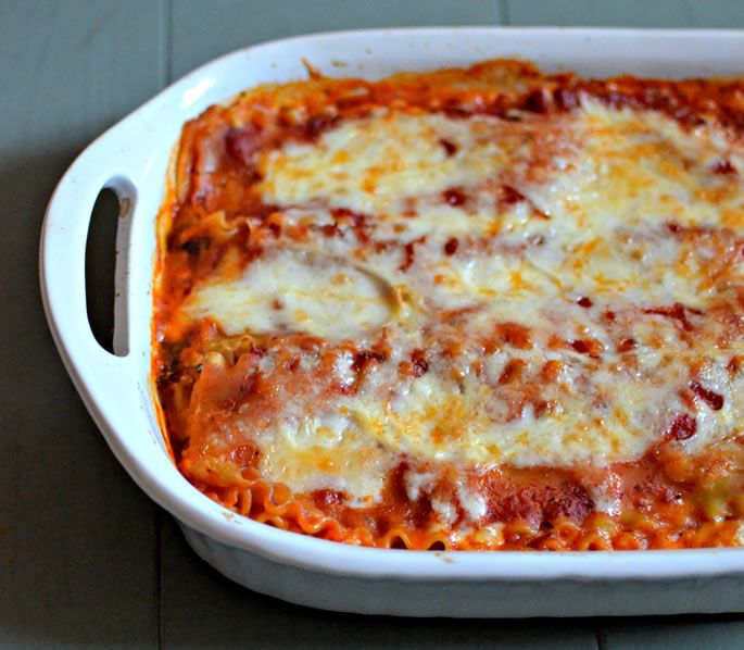 The Only Lasagna Recipe You Will Ever Need