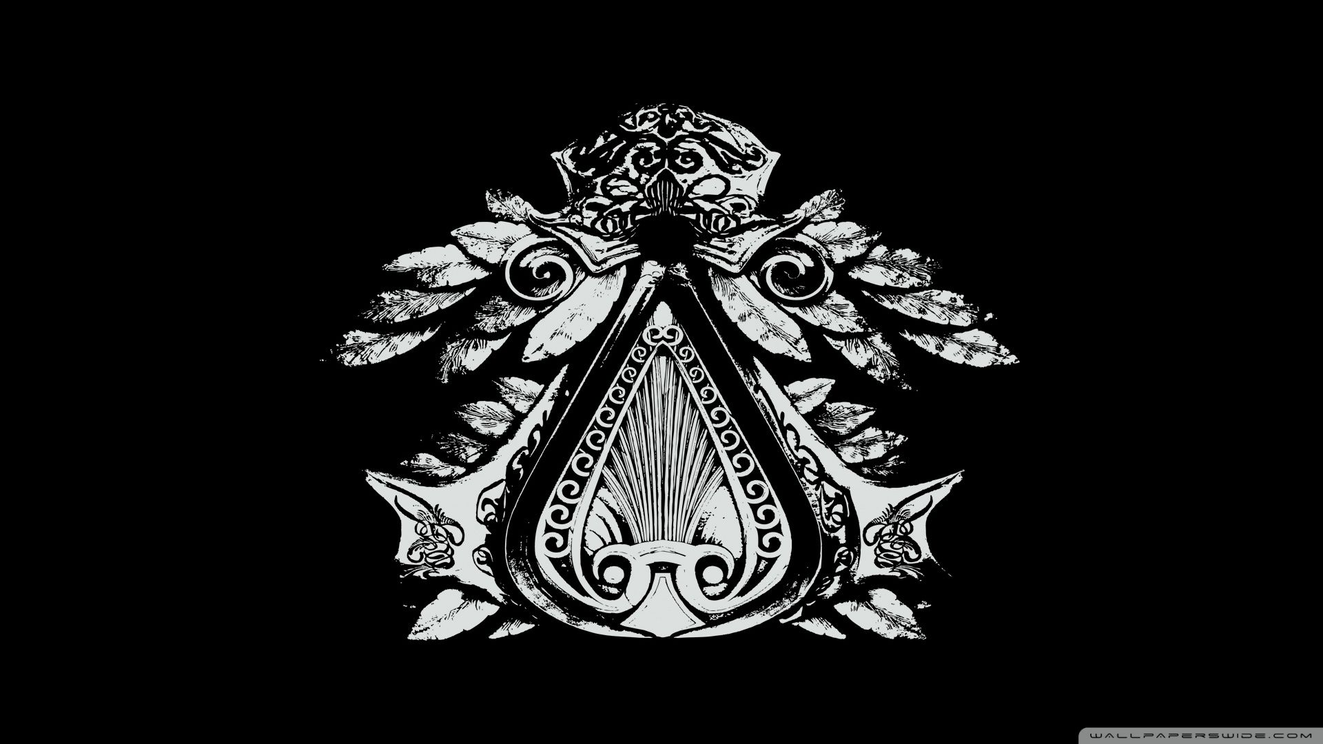 Assassin S Creed Brotherhood Logo Arte Corporal Arte Corporales