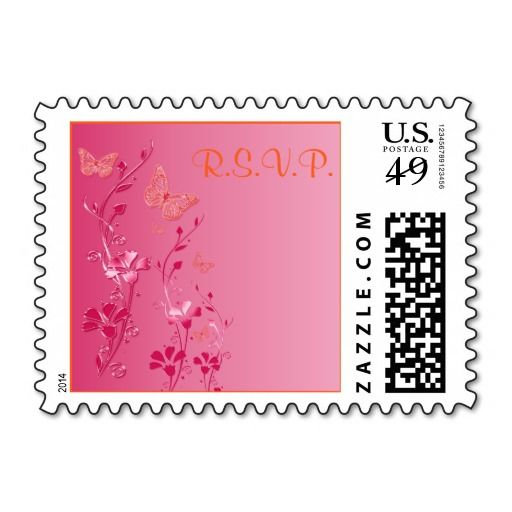 Pink and Orange Floral Wedding RSVP Postage you will get best price offer lowest prices or diccount couponeThis Deals          Pink and Orange Floral Wedding RSVP Postage Online Secure Check out Quick and Easy...