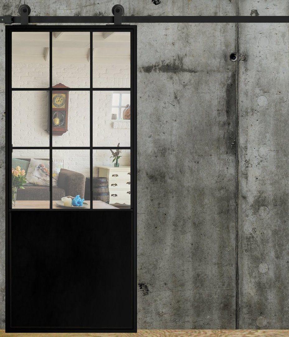 Loft French Sliding Door Steel And Glass Loftmarkt Sliding French Doors Sliding Doors Sliding Glass Door