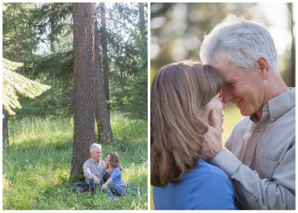 Wedding Gifts For Older Couple: Anniversary Session By JKB Photography