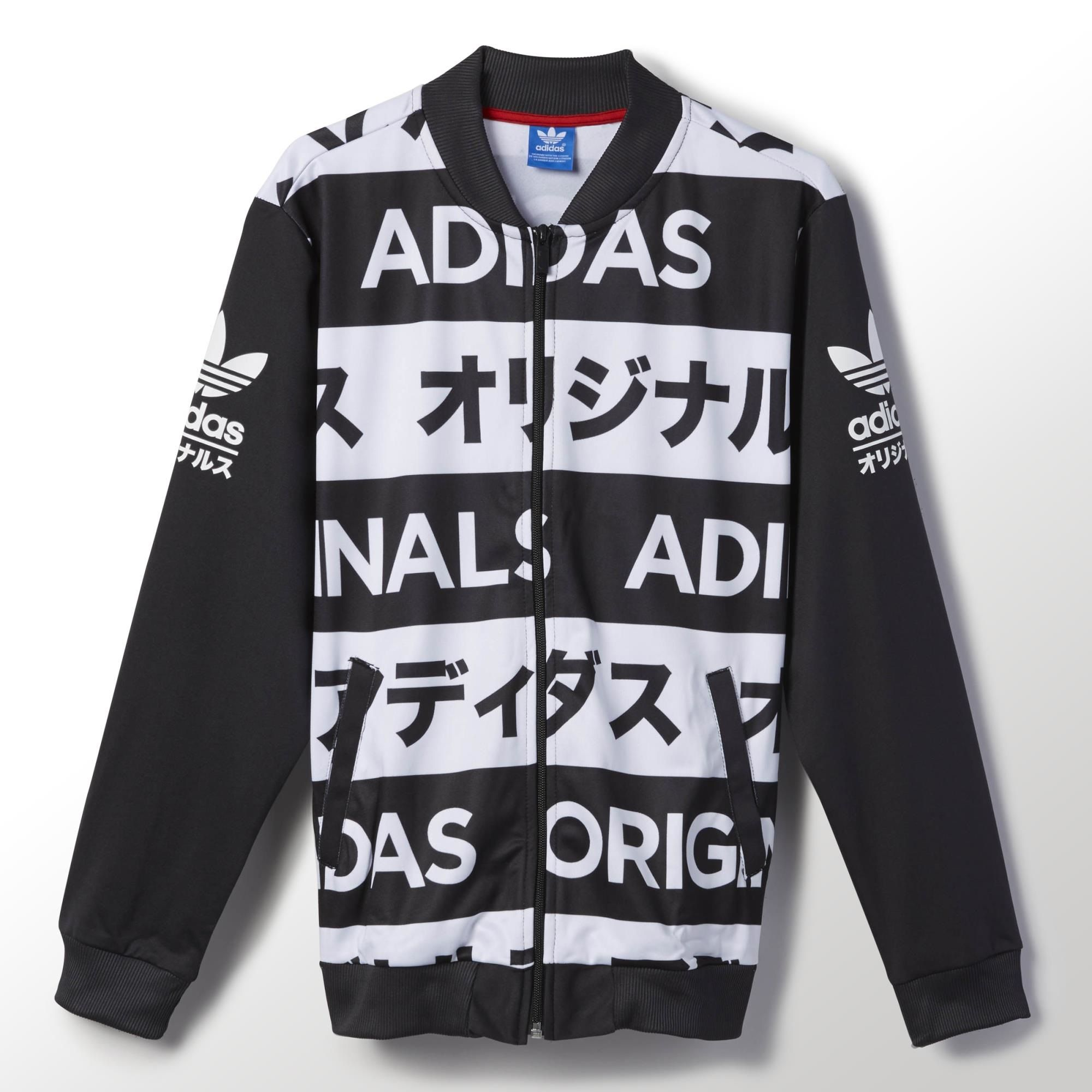 Adidas Typo Track Jacket Adidas Us Moda Roupas Moda Masculina [ 2000 x 2000 Pixel ]