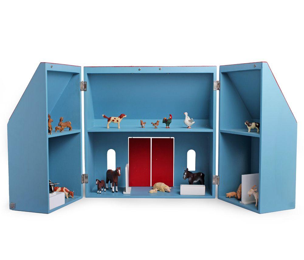 Kinderzimmer wandgestaltung bauernhof  Bauernhof | Bauen | Pinterest | Kinderzimmer, Zimmereinrichtung ...