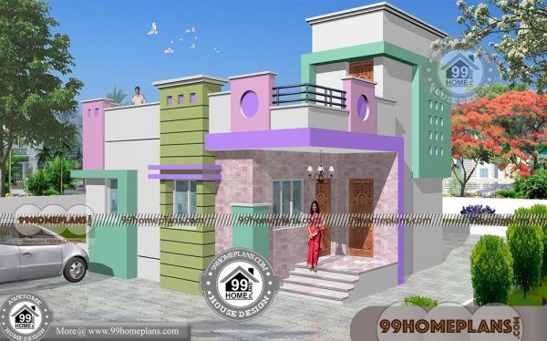 Small 1 Floor House Plans With 750 Sq Ft Simple Home Design Collections House Design Photos House Designs Exterior Simple House Design Small house plan kerala 750 sq