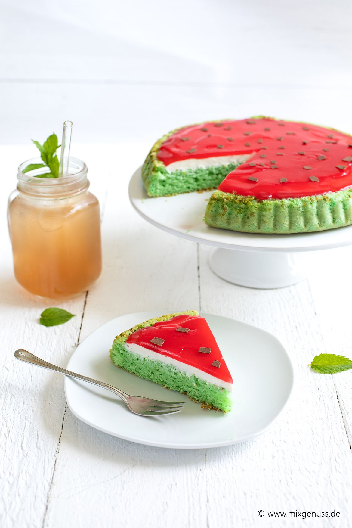 Photo of Melonenkuchen – MixGenuss Blog