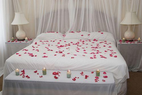 habitacion romantica by con M de mujer, via Flickr