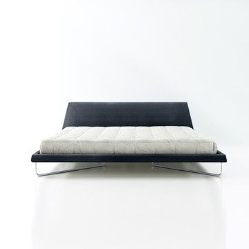 Modloft X Fab Abbey Bed Queen Charcoal At 37 Off Cal King