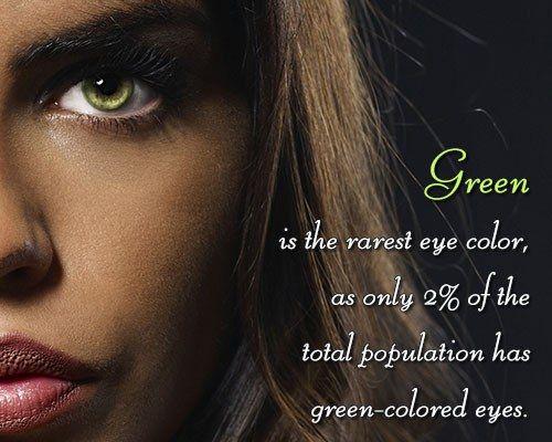 Taurus Perfect Match >> Green Eyes Facts on Pinterest