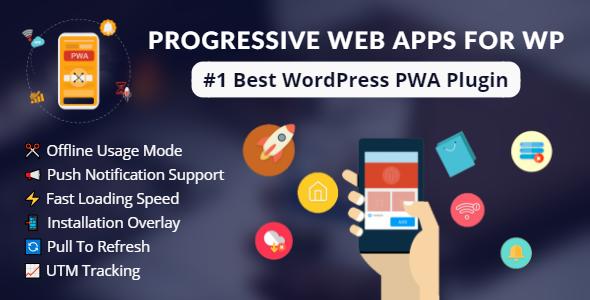 Progressive Web Apps For WordPress v2 3 - Crack Station - Codecanyon