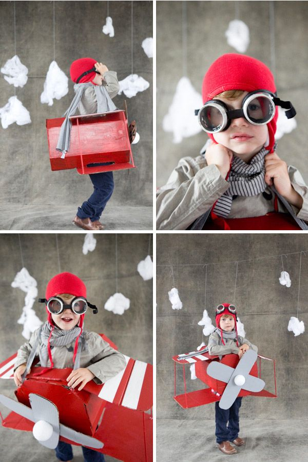 5 disfraces caseros ¡de cartón! | Pequeocio | Coche de