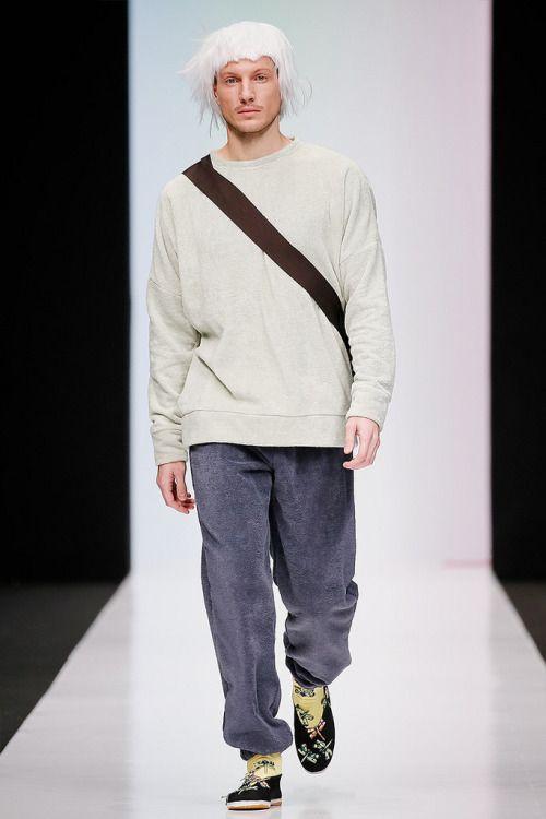 Artem Shumov SS17.  menswear mnswr mens style mens fashion fashion style artemshumov runway