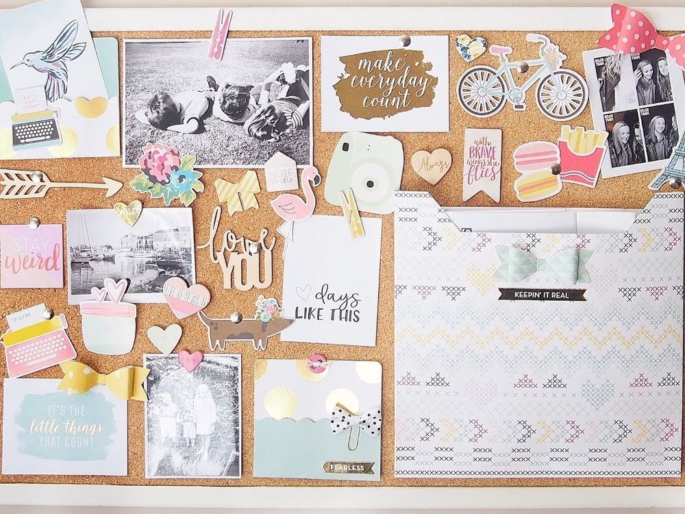 10 Ways A Mood Board Can Boost Your Mental Health