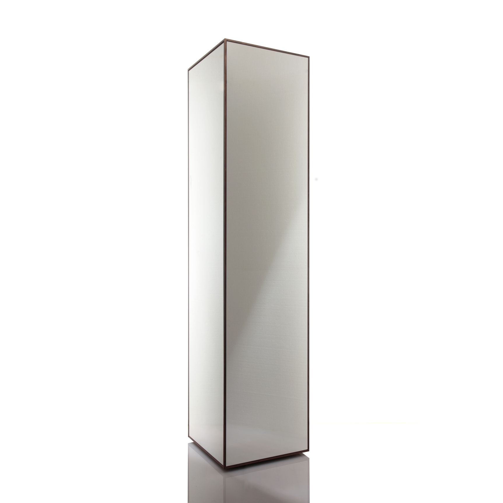 FRAMES - is a simple three-dimensional mirror with inner storage and ...