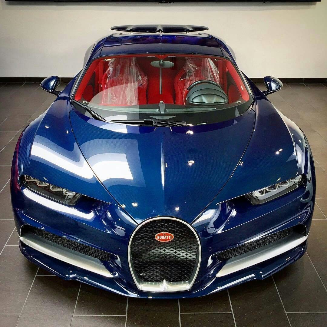 Chiron Super Sport Speedster Looks Like The Veyron: Bugatti Chiron #bugattichiron
