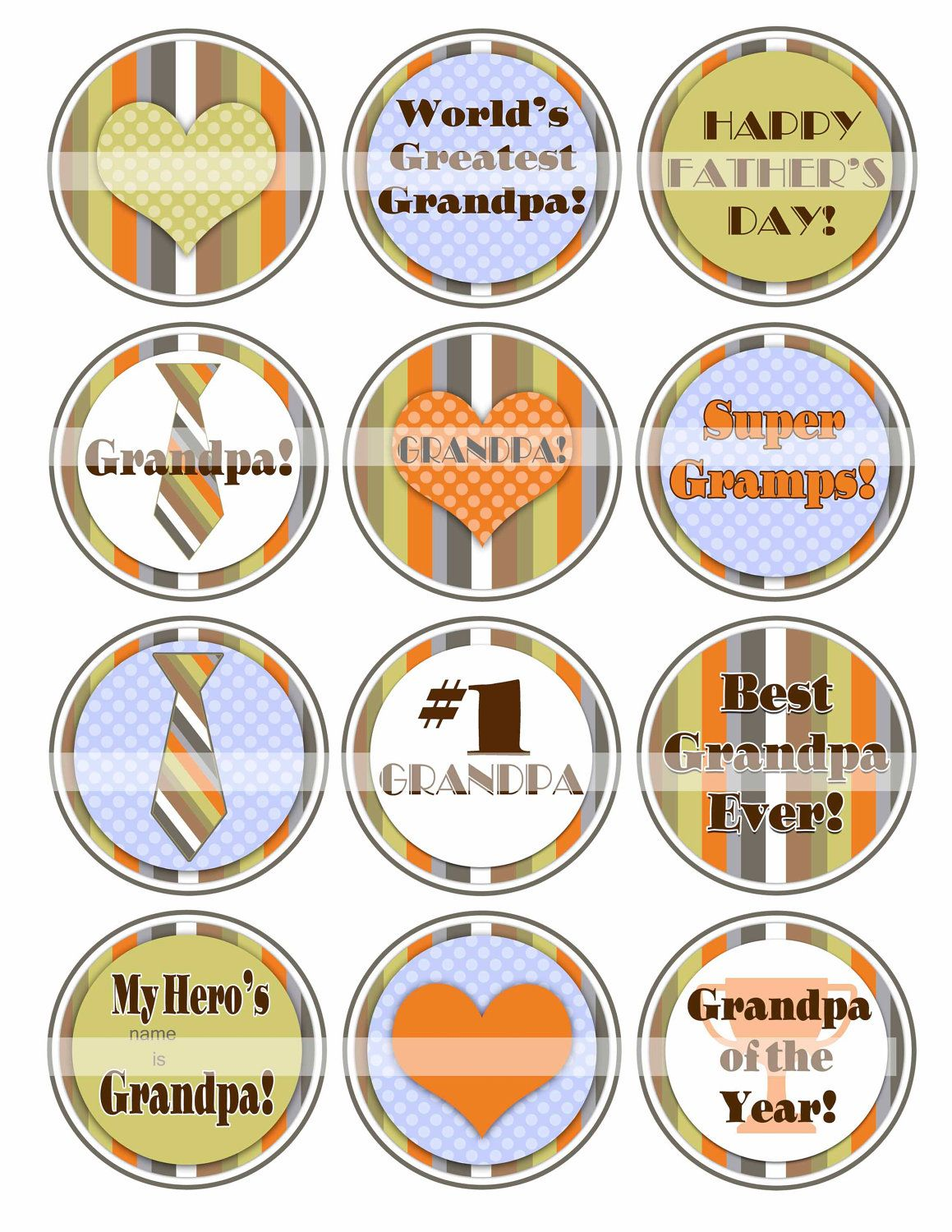 free fathers day cupcake toppers father 39 s day imagesfor. Black Bedroom Furniture Sets. Home Design Ideas
