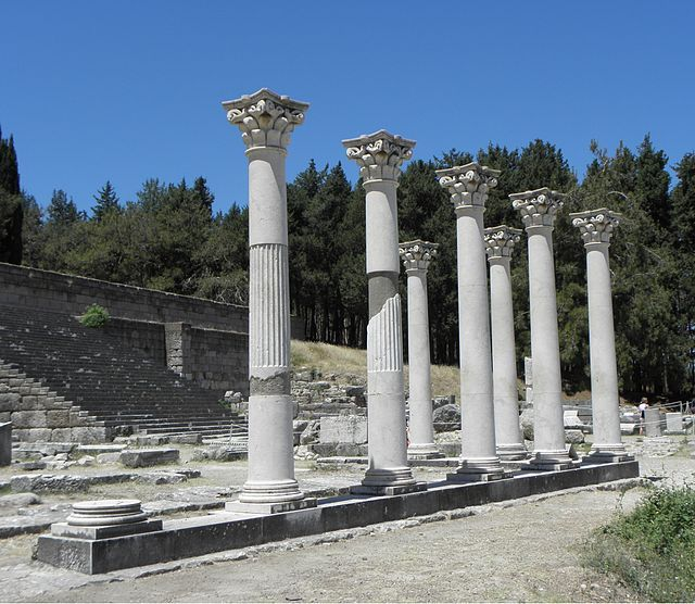 Ruins of Apollo Temple