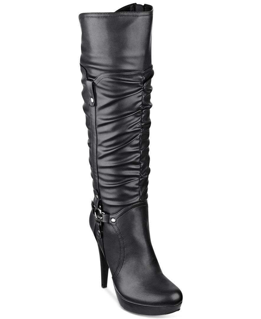 G by guess womenus darrlin dress boots products pinterest