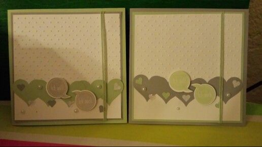 Hochzeitskarten für meine Tochter