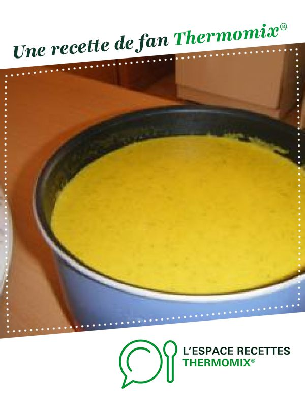 Soupe de carottes et de courgettes