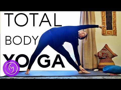 20 minute total body yoga workout for flexibility and