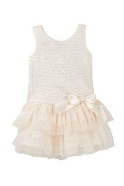 Tiered Tutu Dress (Toddler Girls)