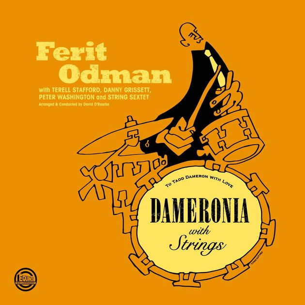 Dameronia With Strings (2015) by Ferit Odman on Apple