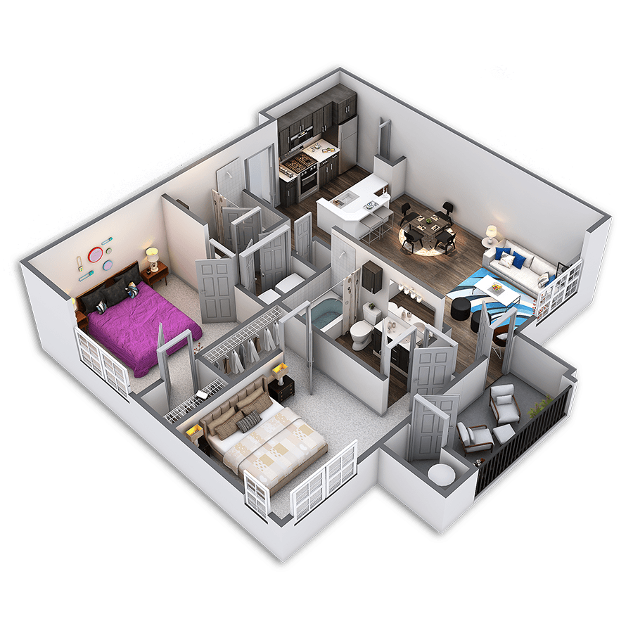 Pin de Luana Maria em 2019 Apartment