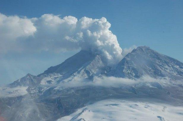Mt. Redoubt, Alaska