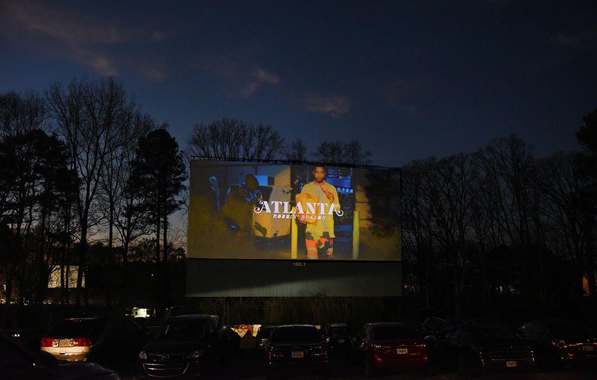 Image result for atlanta starlight drive in broadway