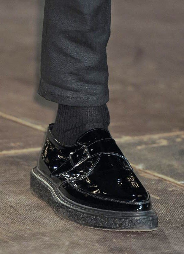 8cad7278284 Saint Laurent creepers | Shoes. Because... Shoes! | Shoes, Loafers ...