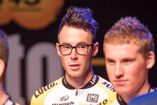 LottoNL-Jumbo 2015 Teampresentatie (Brian Bulgac) — Racefietsblog.nl