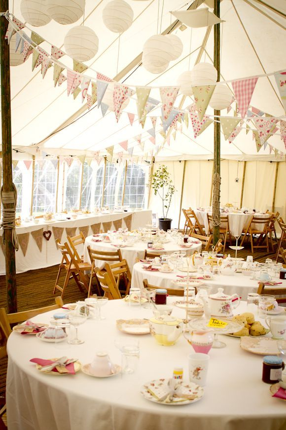 Tabitha By Charlotte Balbier For A Sunny September English Country Wedding Pennants