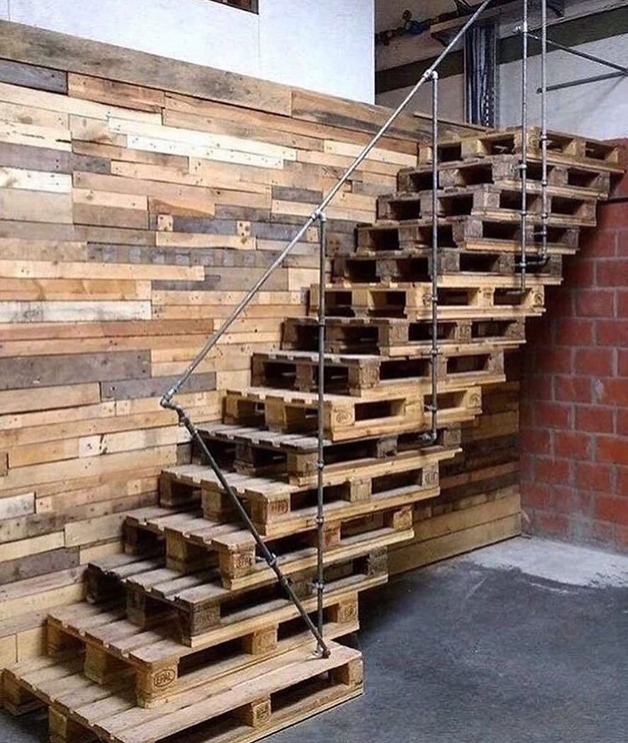 Describe With Three Words By Knock On Wood Flooring Llc Pallet