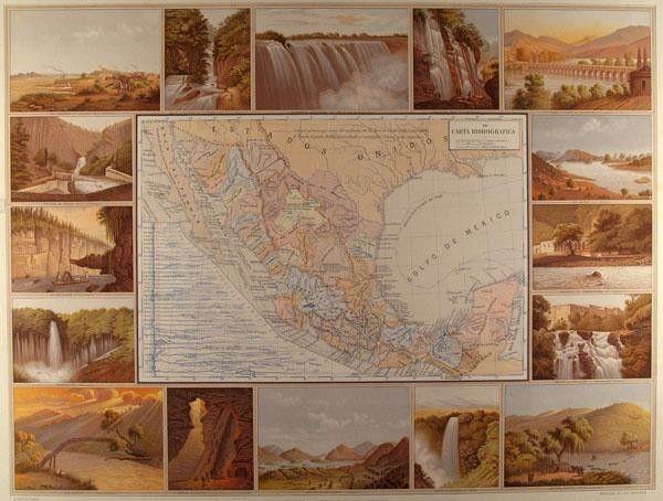 979: ANTONIO GARCIA CUBAS [PUBLISHER] (Mexican) Color c : Lot 979